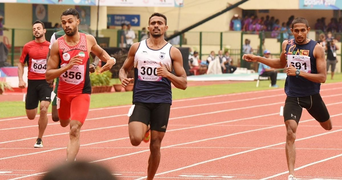 Bhopal: Bharatsinh from Madhya Pradesh wins gold in 10,000 metres on inaugural day of National Inter State Athletics Championships