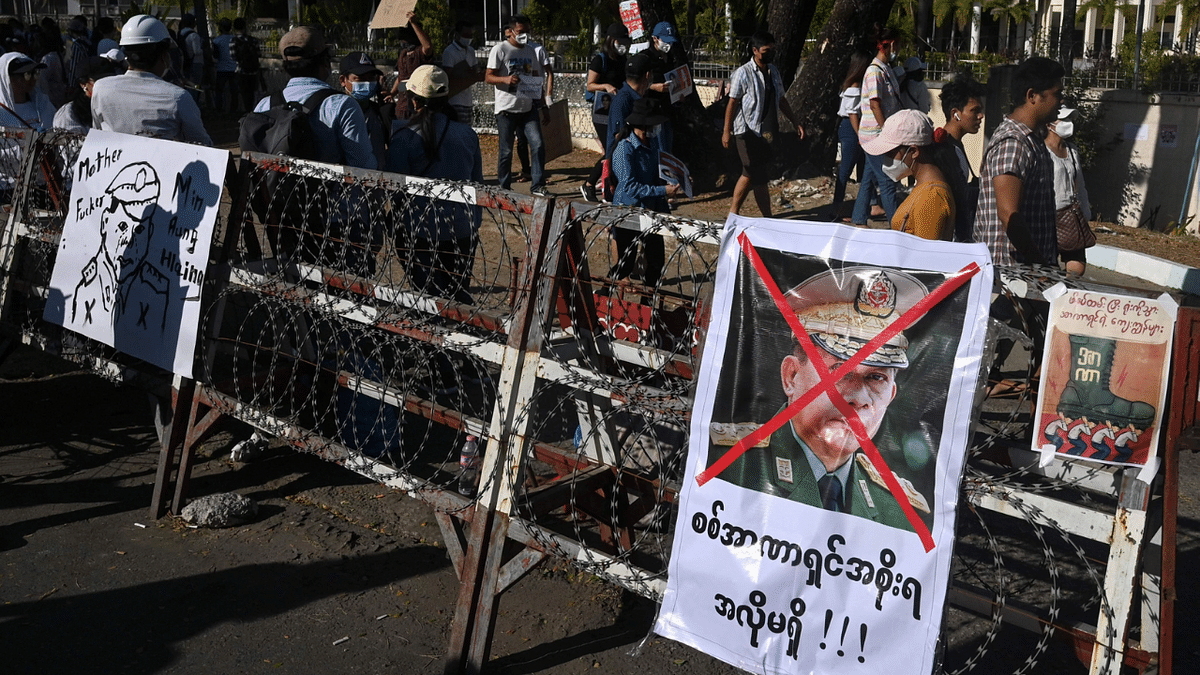 'They kicked our hands, face and shoulders': Released US journalist says Myanmar military torturing detainees to know whereabouts of opponents