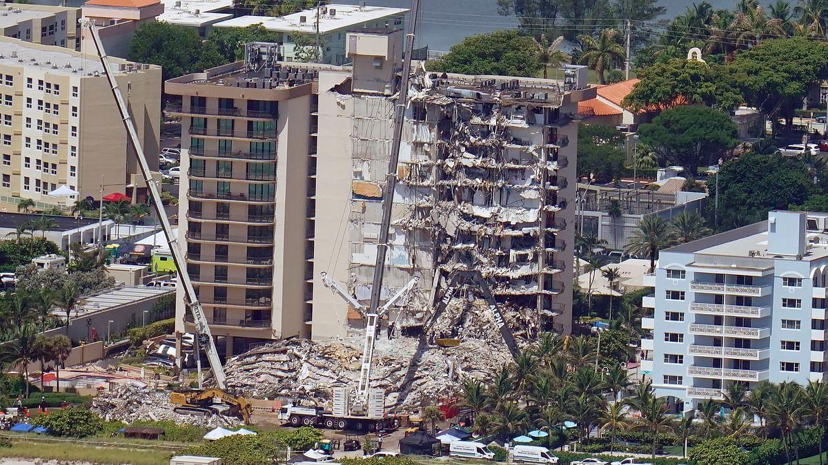 Miami building collapse death toll rises to nine