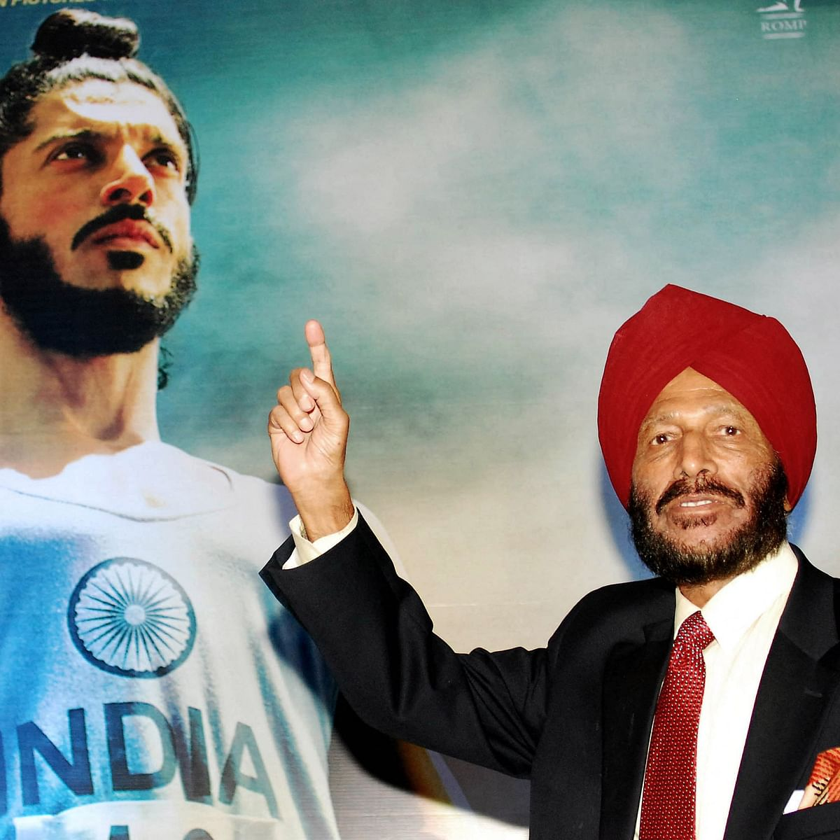 'And he flew away': SRK, Akshay Kumar, Taapsee Pannu and other celebs mourn demise of Milkha Singh