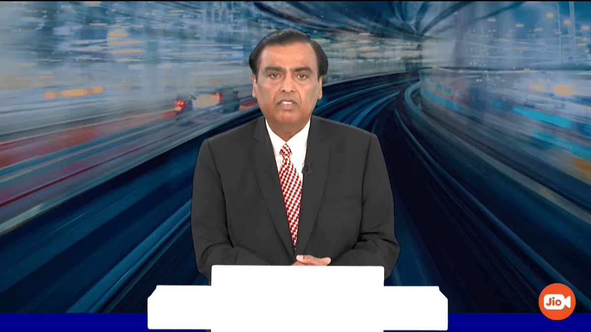 Reliance Industries Q1 results: RIL's net profit falls to Rs 12,273 cr