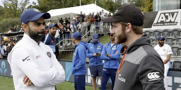 Getting ready for big Test: Would be cool to walk out with Virat for WTC toss having known each other so well: Williamson
