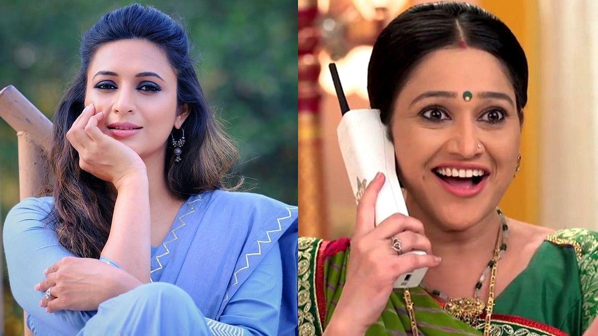 Did Divyanka Tripathi Dahiya refuse to play Dayaben in 'Taarak Mehta Ka Ooltah Chashmah'?