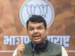 Maharashtra BJP leader Devendra Fadnavis