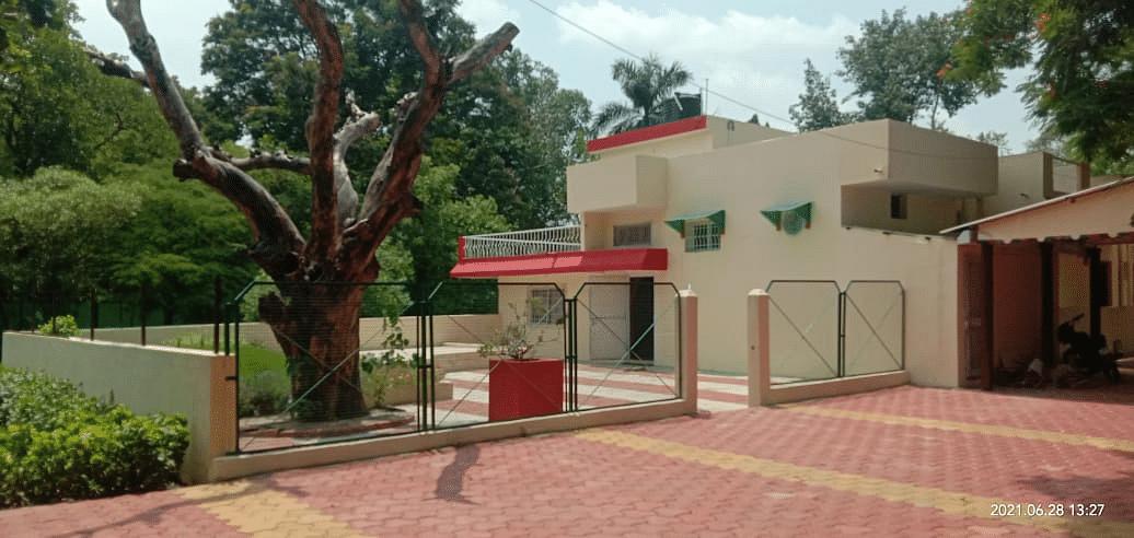 The transit hostel turned bungalow