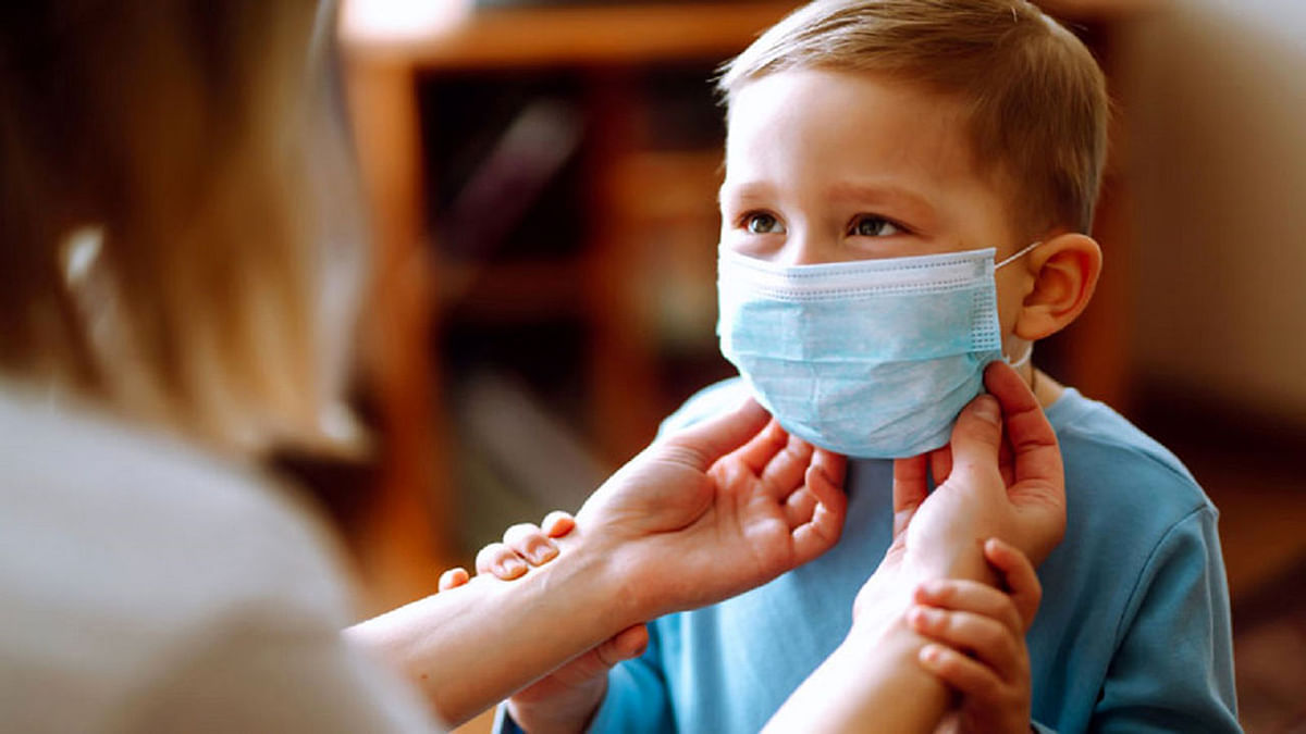 Covid-19 in kids: Don't ignore these signs and symptoms. Here's all you need to know