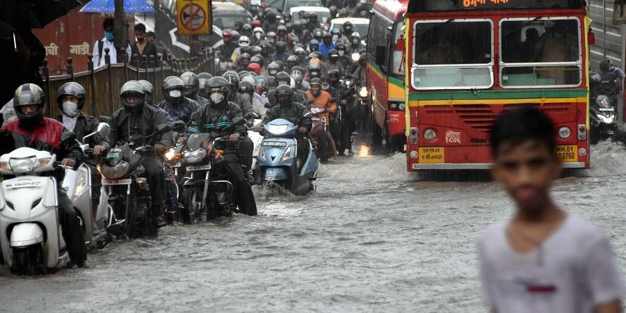 'Conditions are favourable': IMD says monsoon expected to arrive in Mumbai later today or tomorrow