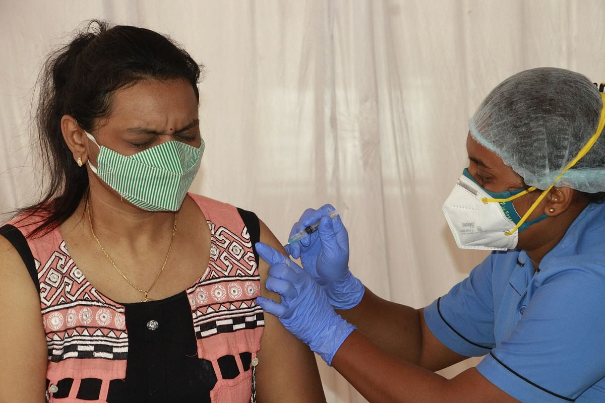Indore: Over 3.56L get vaccinated in division, all districts exceed target