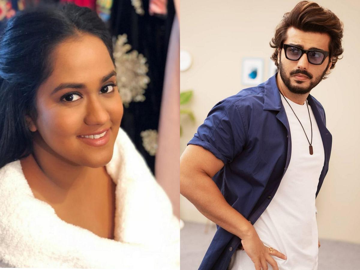 Arjun Kapoor's previous relationship with Arpita Khan