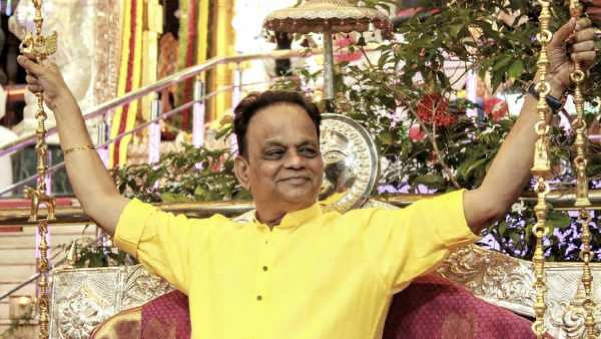 Delhi: Tamil Nadu godman arrested for sexually abusing schoolgirls