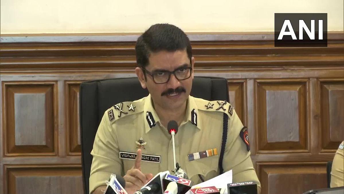 Vishwas Nangre Patil, Joint Commissioner of Police (Law and Order)