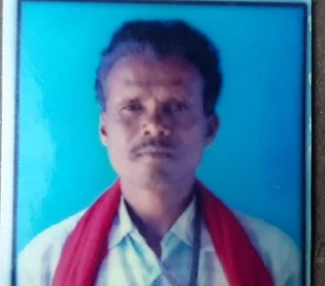 File photo of Bhagchand Adme
