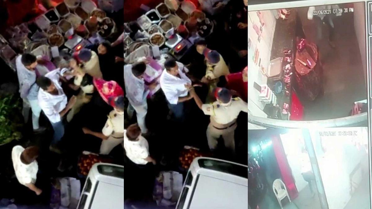 Mumbai: Video of history-sheeter manhandling cops goes viral