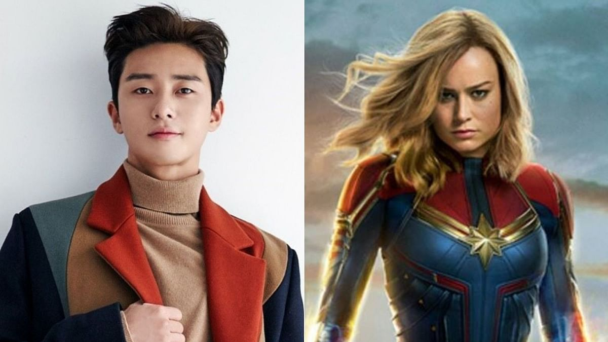 'What's Wrong with Secretary Kim' fame Park Seo-Joon to star in 'The Marvels' with Brie Larson: Report