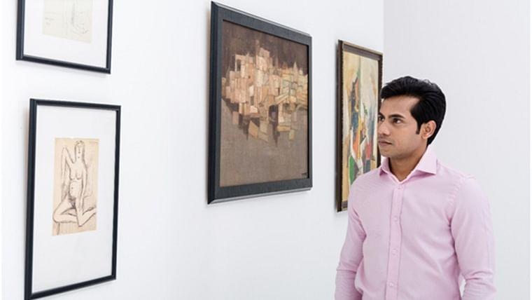 Asif Kamal, Founder and Owner, Alturaash Art