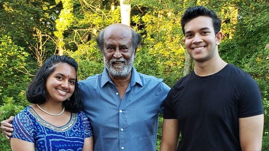 Rajinikanth's pics with fans go viral days after superstar's visit to US hospital