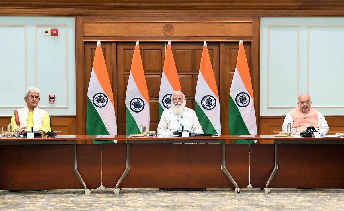Modi-J&K leaders meet: PM wants to remove 'Dilli ki Duri' and 'Dil Ki Duri'; Amit Shah says govt 'committed to ensure all-round development'