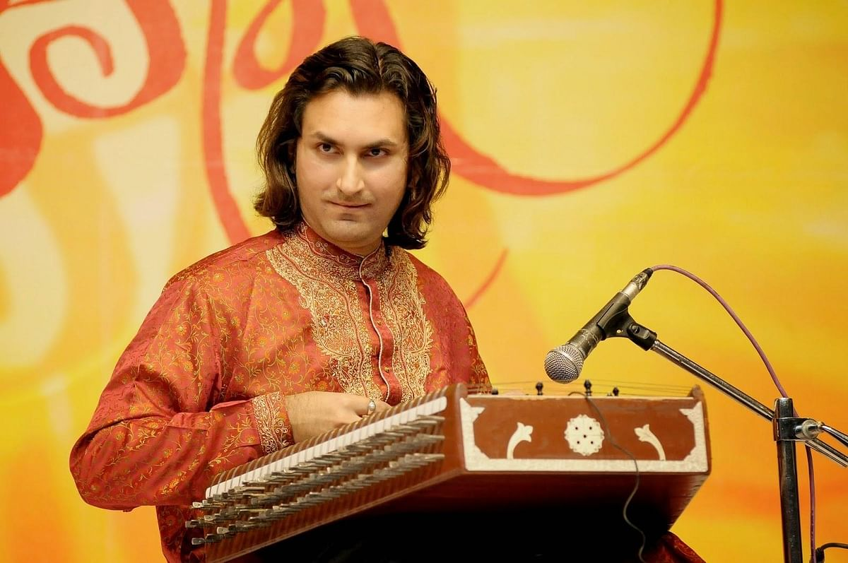 It's about how a composer perceives the genre of music and what his skills are: Santoor maestro, Rahul Sharma