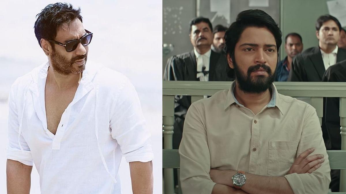 Ajay Devgn to co-produce Hindi remake of Telugu film 'Naandhi'