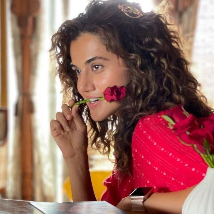 'They were hesitant to reveal the real reasons': Taapsee Pannu may have spilled the beans on being sacked from 'Pati Patni Aur Woh'