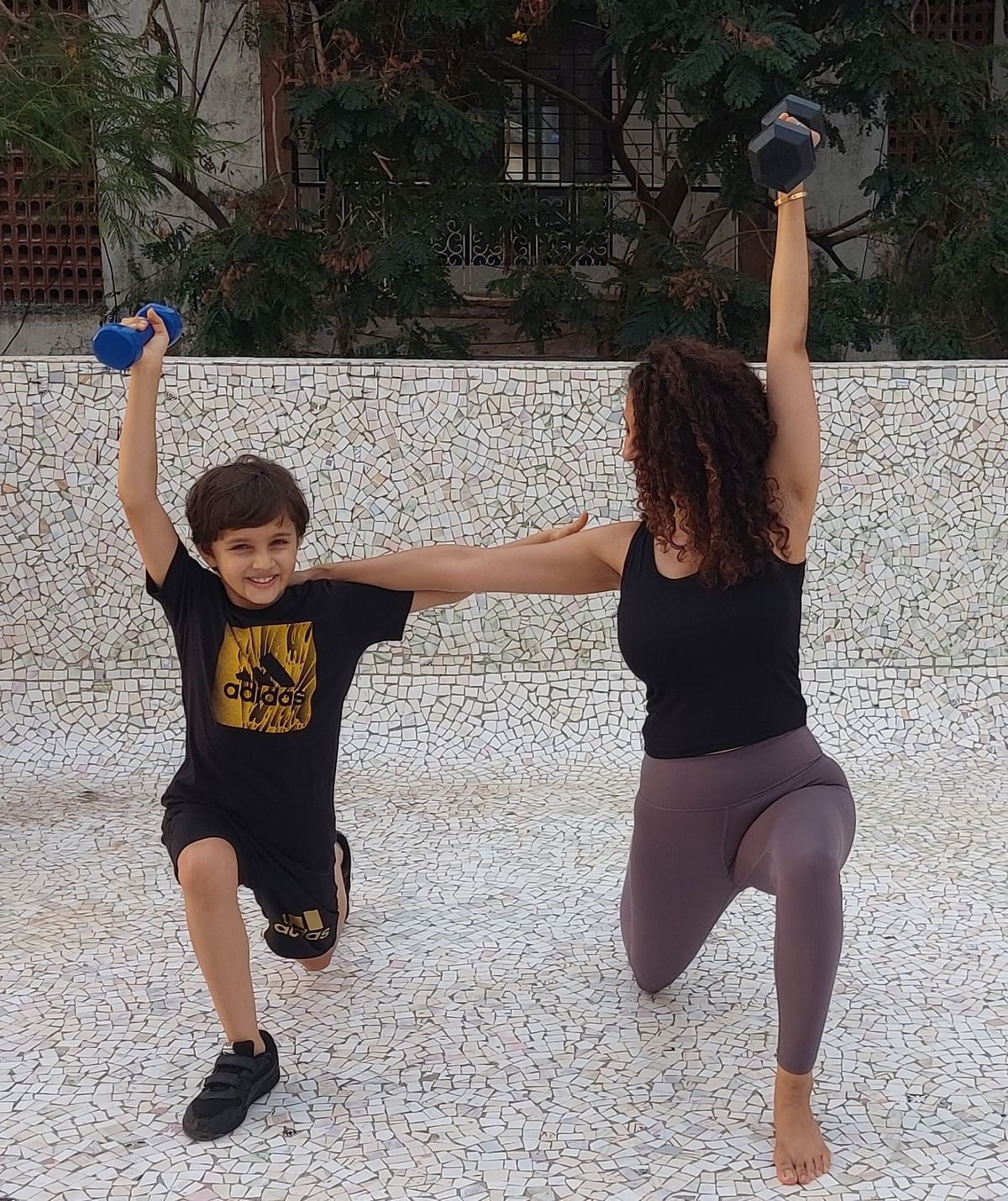 Movement Coach: Parents, keep your kids engaged amid pandemic, here's how