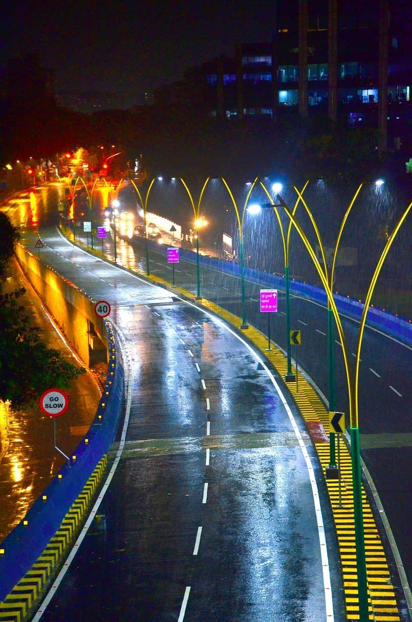 Mumbai: Sealink- BKC flyover to open today