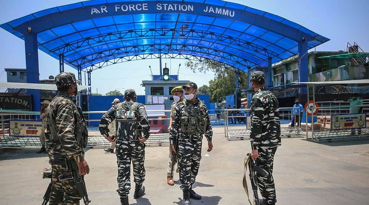 Jammu drone attack: RDX may have been used in explosives dropped on IAF station