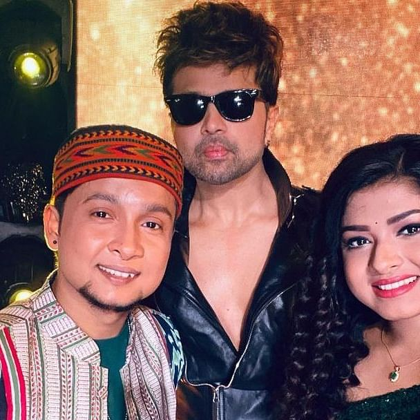 Himesh Reshammiya to announce new song with 'Indian Idol 12' contestants Pawandeep and Arunita on World Music Day