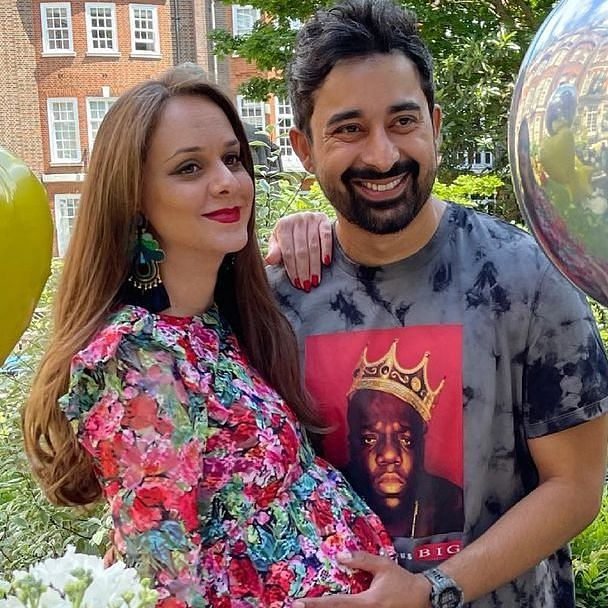 In Pics: Rannvijay Singha's wife Prianka's fancy baby shower in London
