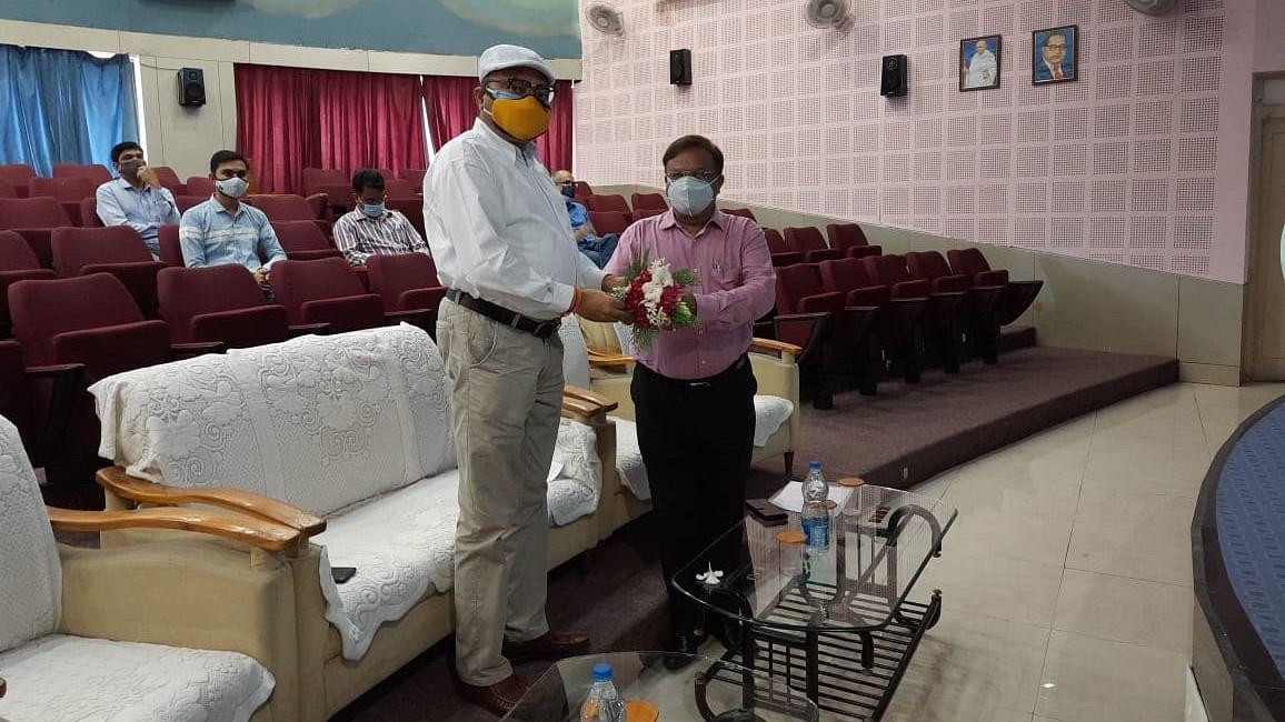 Madhya Pradesh: Omkareshwar Power Station in Sanawad holds an online vendor development program