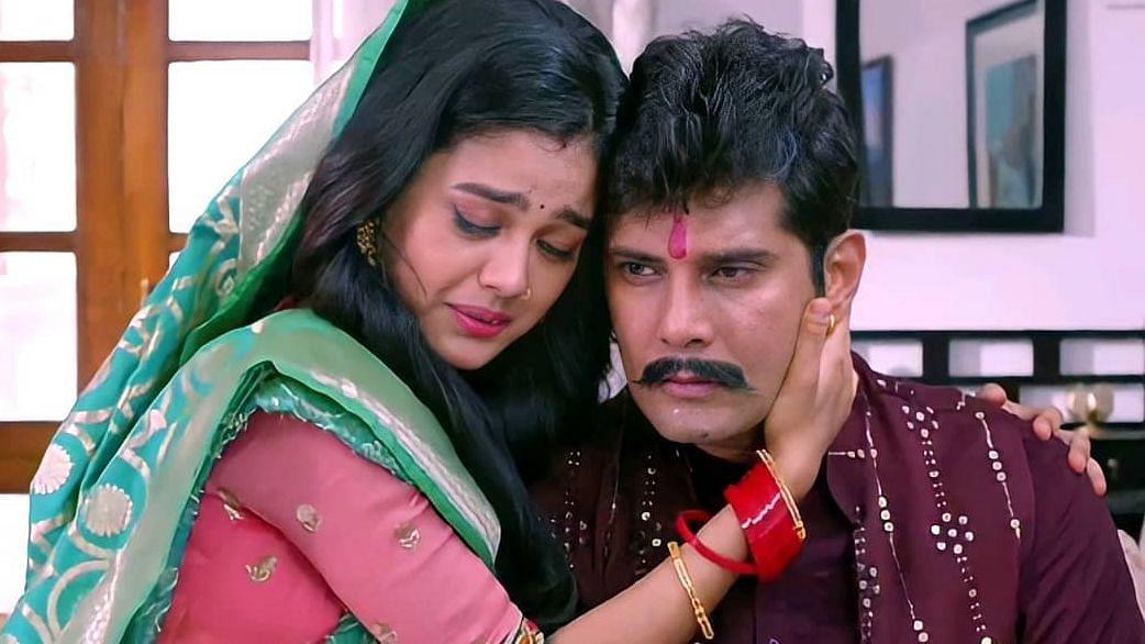 Major fire breaks out on the sets of Amar Upadhyay, Priyal Mahajan's show 'Molkki'; actors traumatised