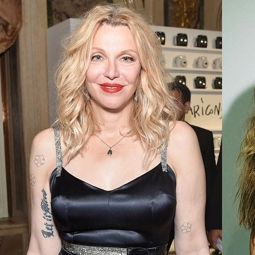 'This is rude': Courtney Love calls out Olivia Rodrigo for copying her band's album cover