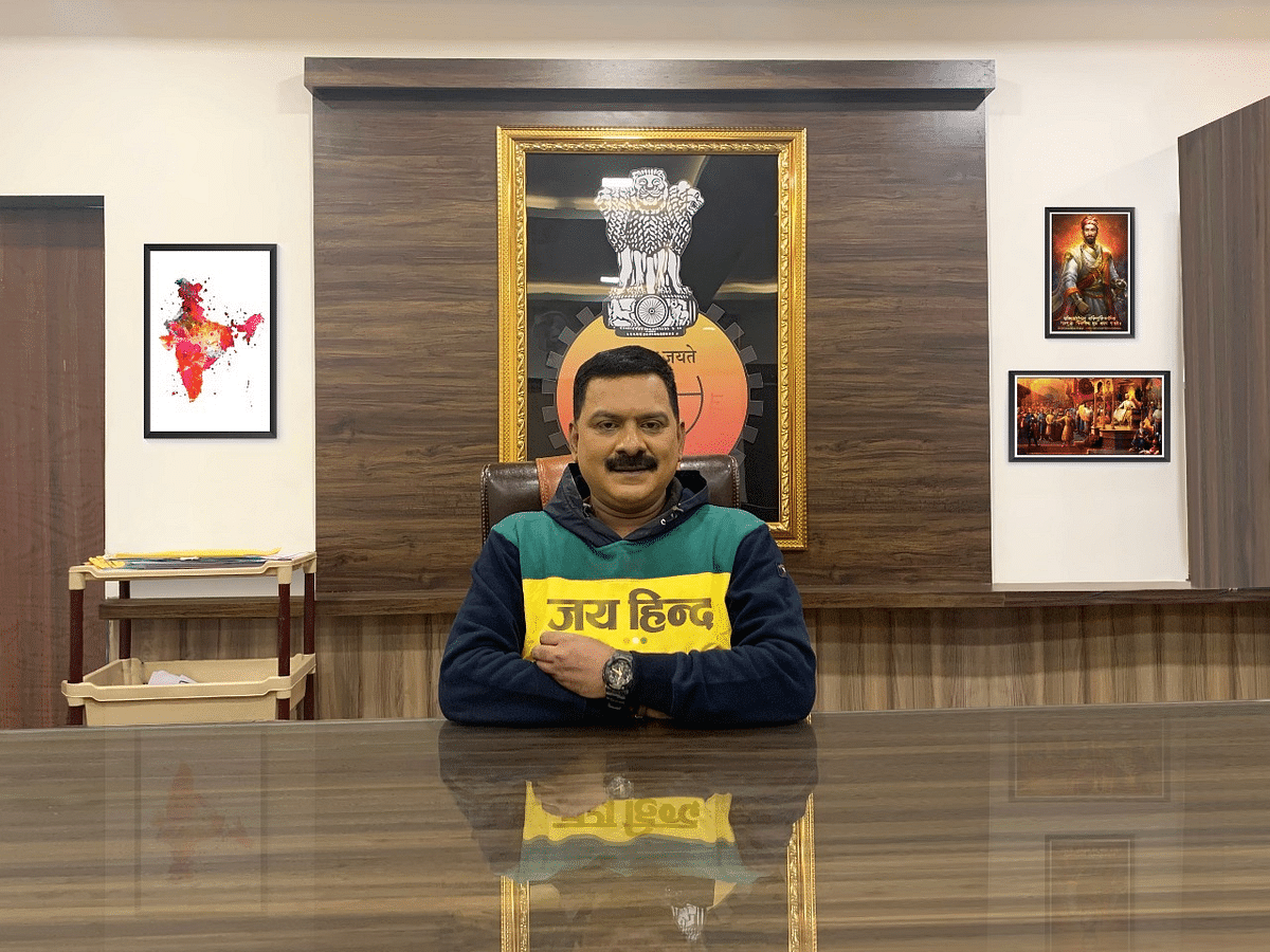 Read inspiring story of Thane RTO chief Ravi Gaikwad in the realm of education