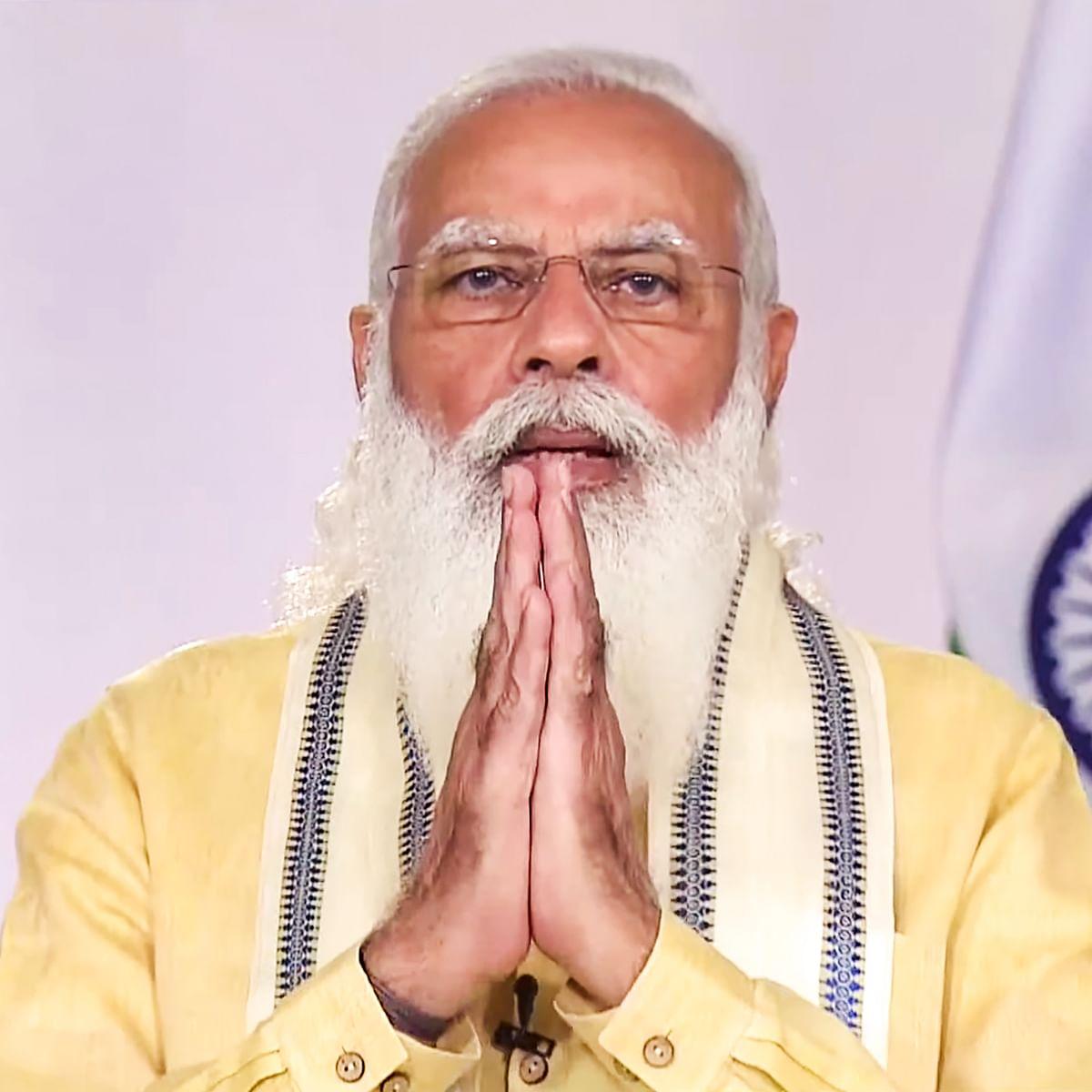 PM Modi to address virtual high-level UN meet on desertification, land degradation, drought today
