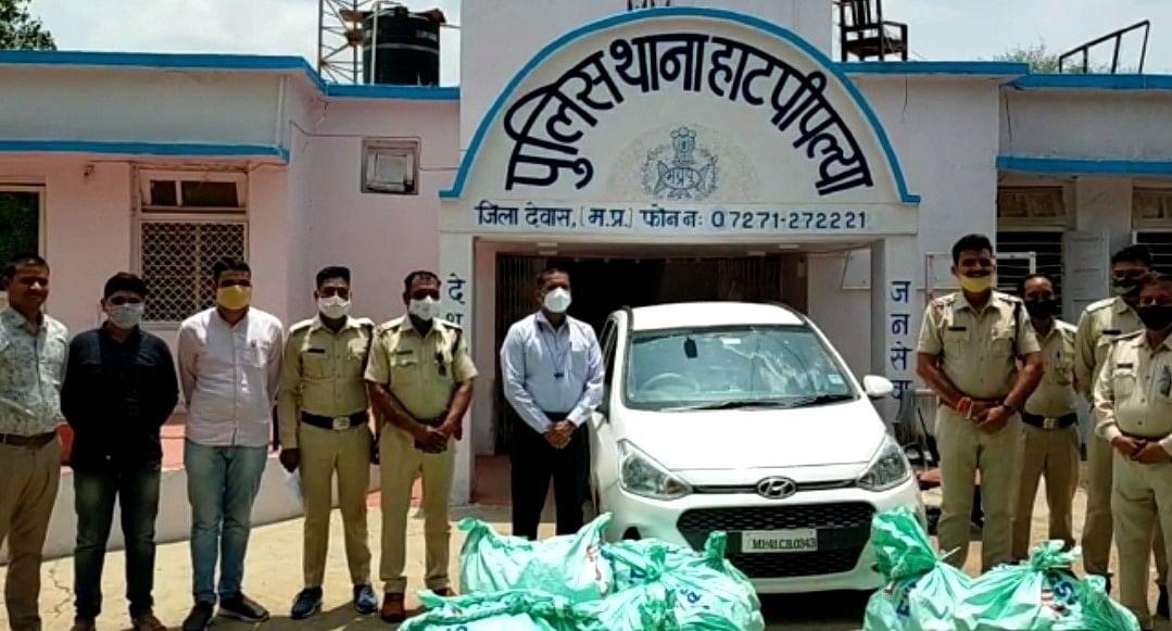 Madhya Pradesh: Stolen goods worth Rs 8L recovered in Hatpipliya