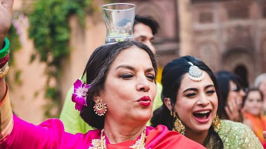 Shabana Azmi cheated in online payment scam while ordering alcohol