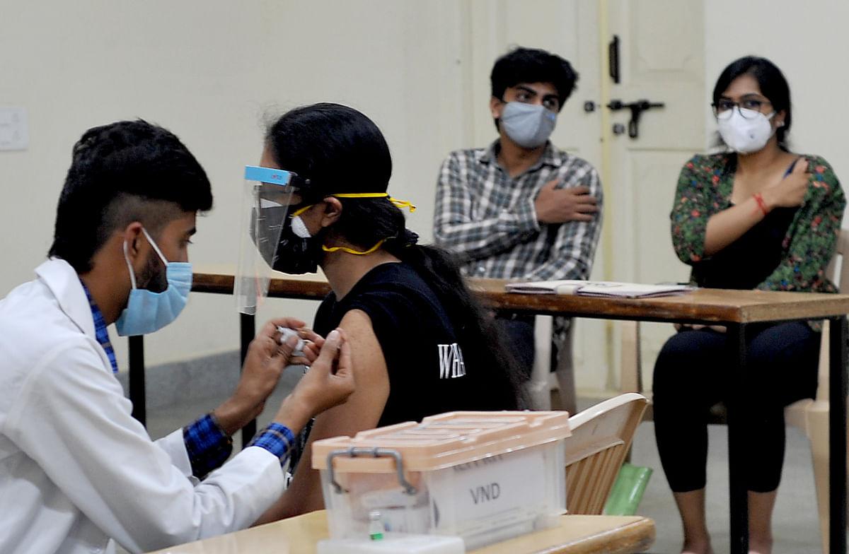 COVID-19: Maharashtra cumulative vaccination tally crosses 4.54 crore