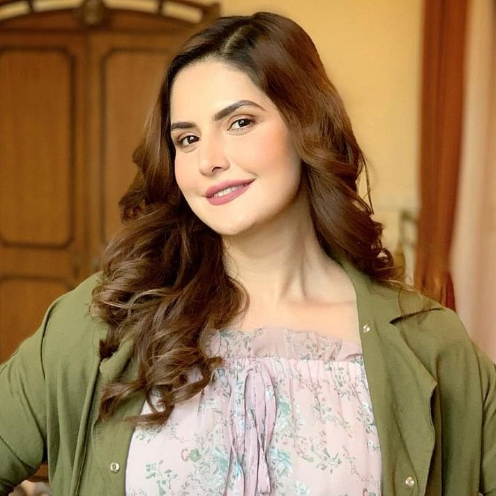 I was told to put on weight for 'Veer': Zareen Khan on taking instructions from 'experienced people'