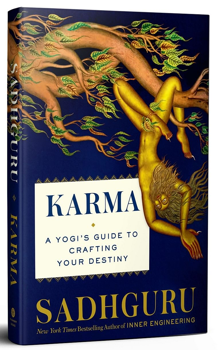 Karma: A Yogi's Guide to Crafting Your Destiny review: An invitation to turn from reader to seeker