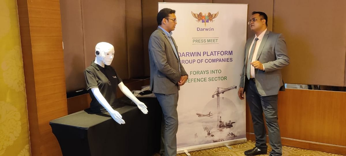Woxsen University, Darwin Platform Group announces path-breaking initiative; indigenously developed Military Equipment based on Molecular Nano Technology for Indian Armed Forces