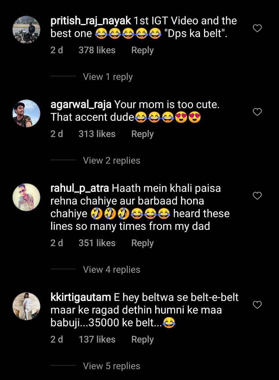 '35,000 ka belt!': THIS video of mother's hilarious reaction to daughter's Gucci accessory is the funniest thing on Internet today