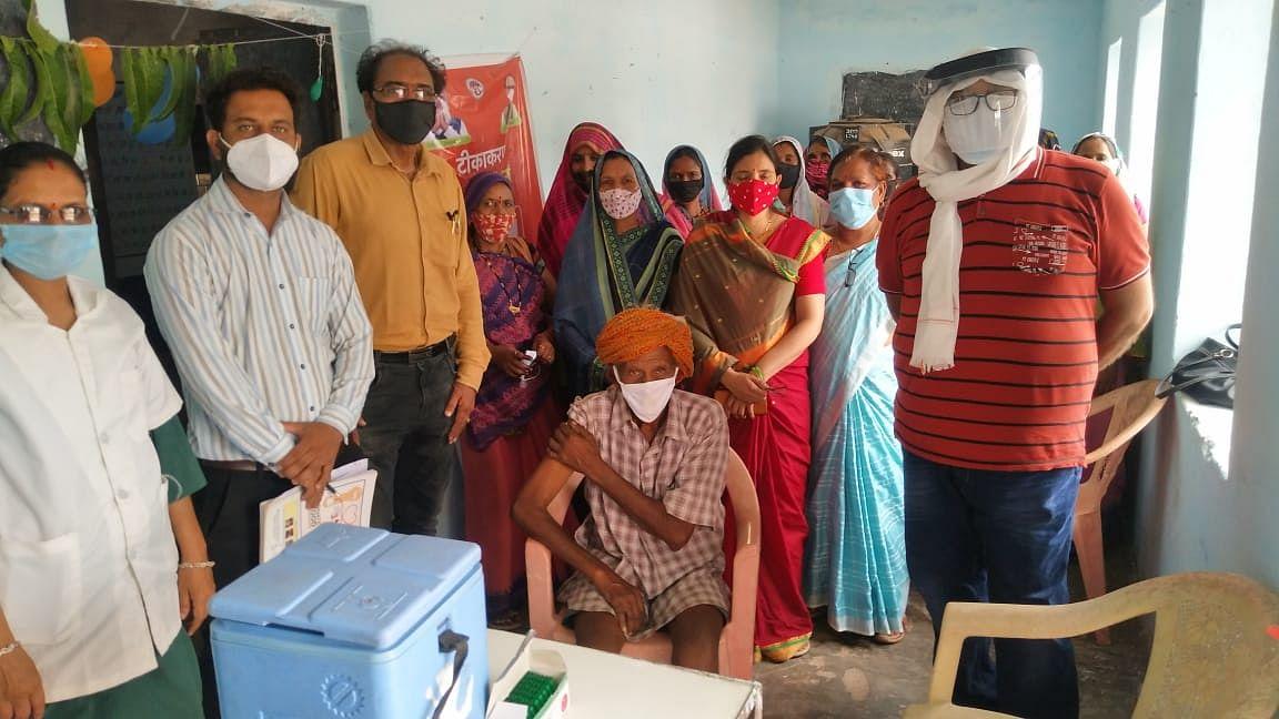 Madhya Pradesh: Mega vaccination camp begins in Bagh, Gandhwani and Dhai
