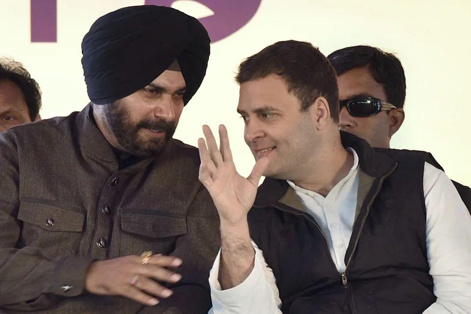 Punjab Congress crisis: After meeting Priyanka Gandhi, Navjot Singh Sidhu reaches Rahul Gandhi's residence