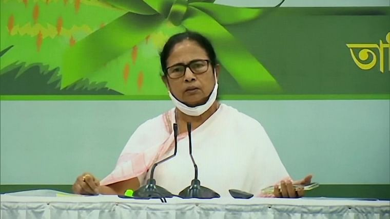 No money has been given to West Bengal by Centre after 'Cyclone Yaas': CM Mamata Banerjee