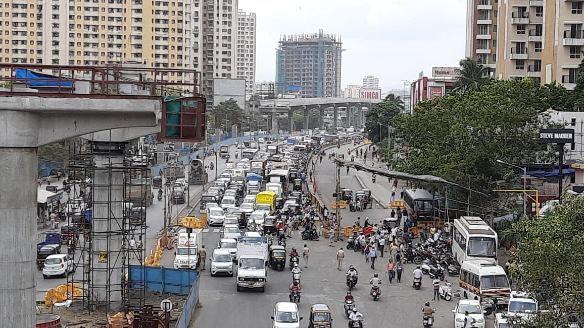 Mumbai: Latest updates - BJP MLA, 60 others booked for violating COVID norms
