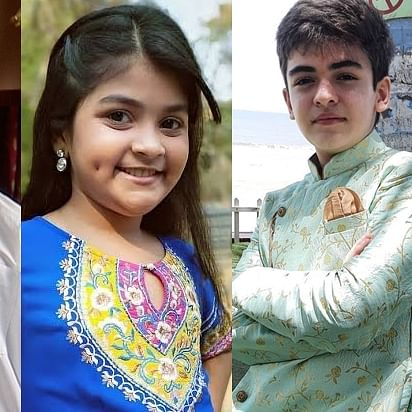 Balika Vadhu 2: Meet the new 'Anandi and Jagya' - Shreya Patel, Vansh Sayani