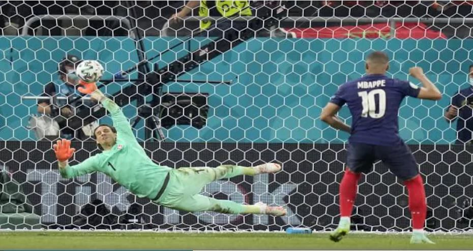 Euro 2020: Check out how Pele, Owen, Sturridge reacted to Mbappe's missed penalty