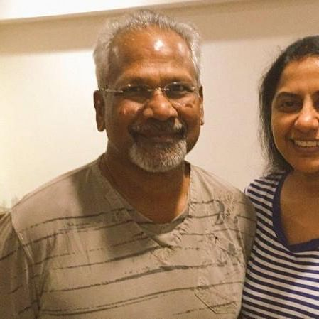 Mani Ratnam's wife Suhasini calls out imposter for creating a fake account in the filmmaker's name
