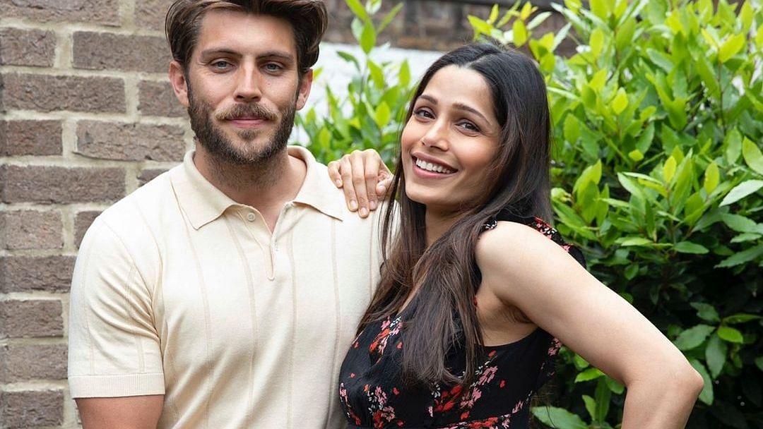 Freida Pinto announces pregnancy with fiancé Cory Tran; 'Love Sonia' co-star Mrunal Thakur reacts