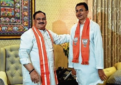 Jitin revolted on denial of PCC chief post
